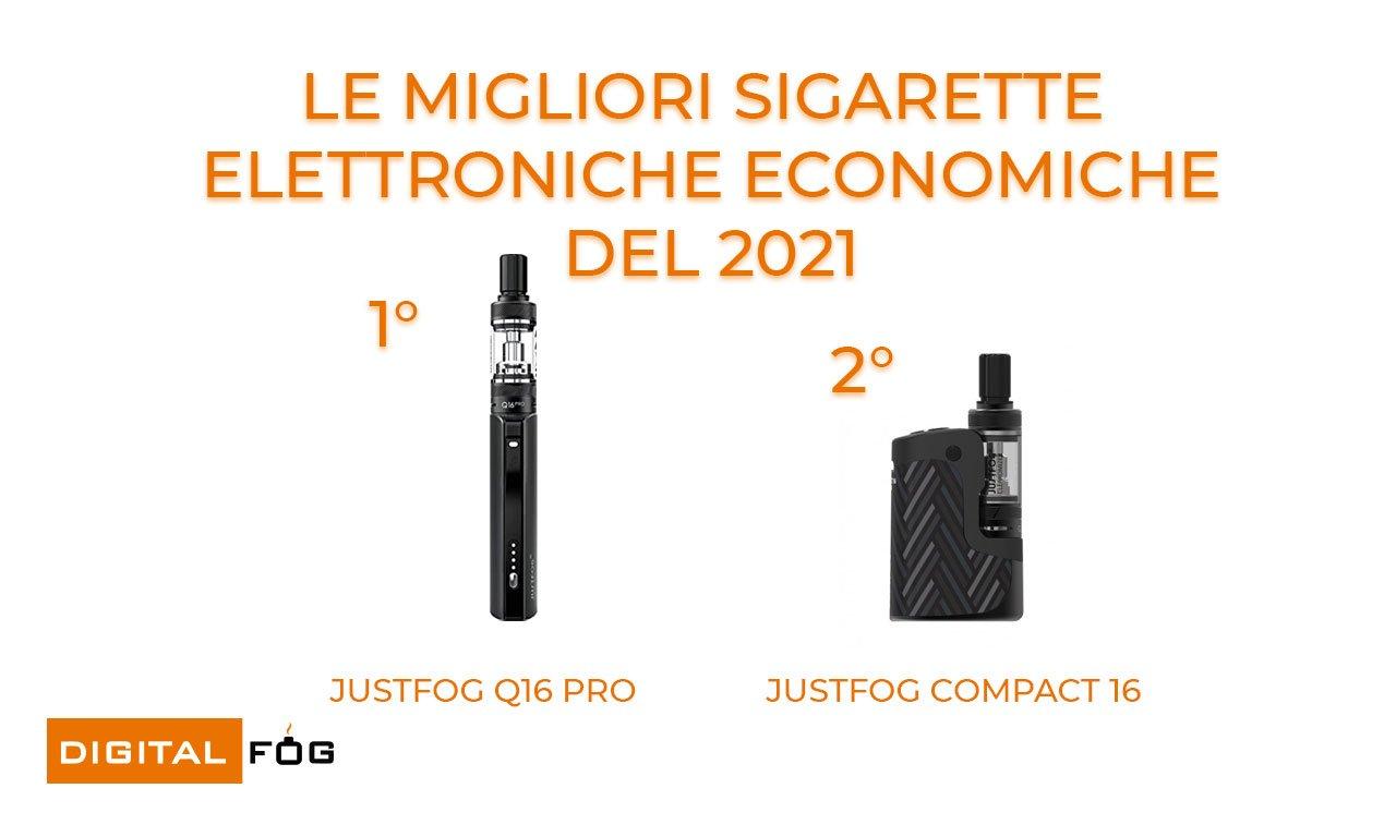 migliori sigarette elettroniche economiche del 2021