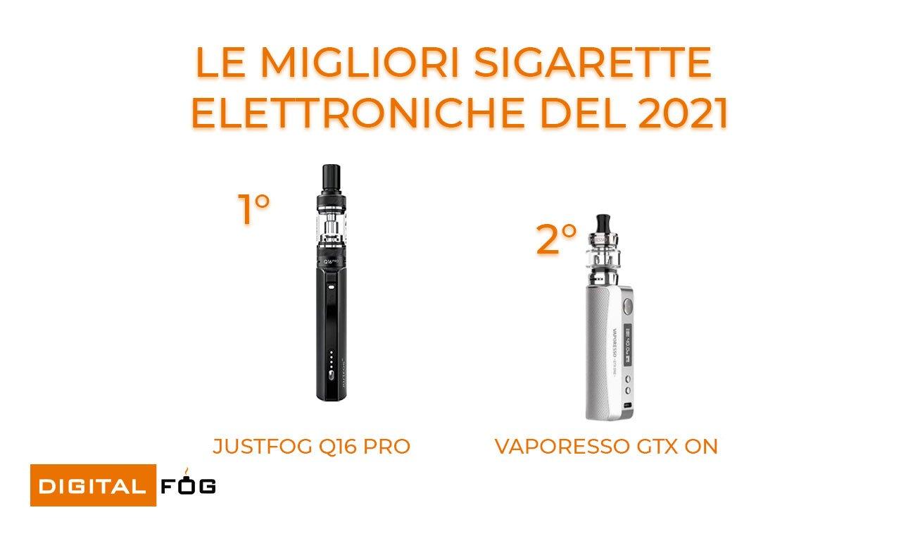 migliori sigarette elettroniche del 2021