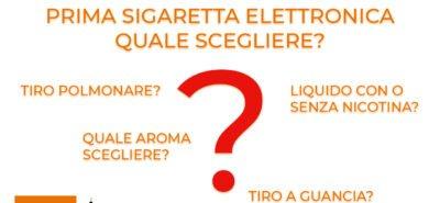 prima sigaretta elettronica